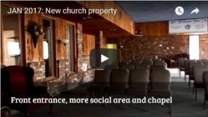 Video of new church property