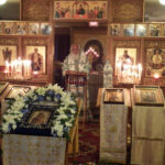 Iveron Icon of Hawaii at the Russian Orthodox Church in Las Vegas